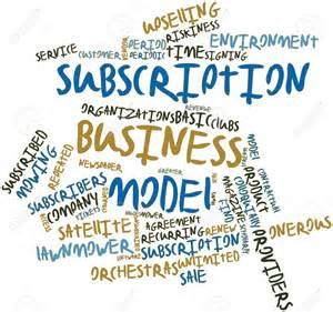 Subscriptionmodel